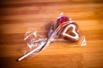 Heart Chocolate Pop
